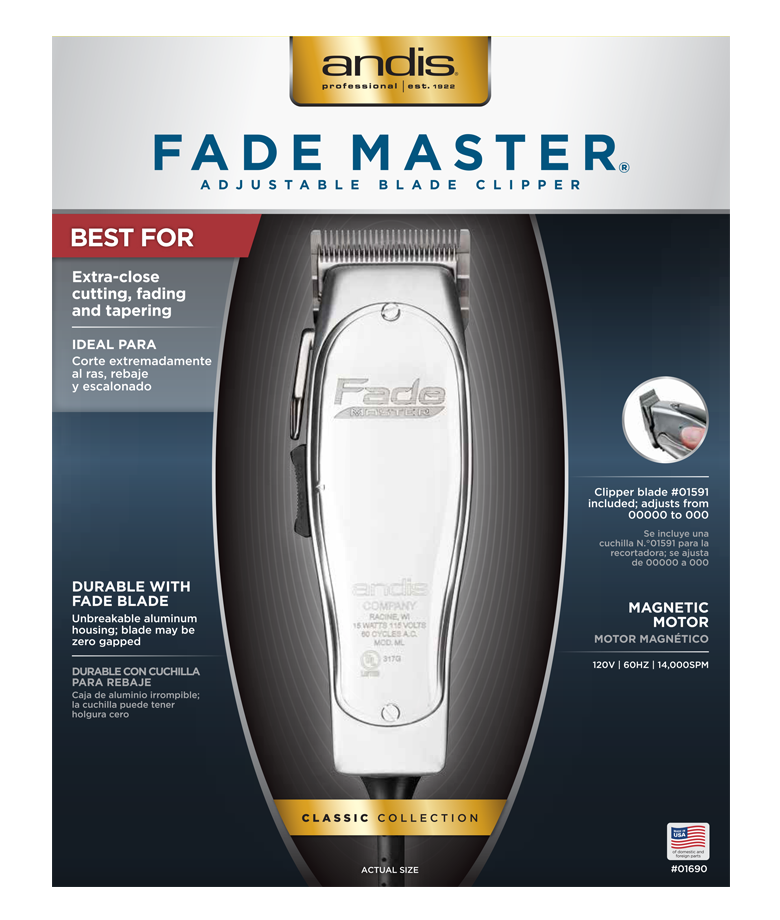 Fade Master Andis