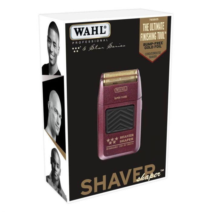 Rasuradora Shaver Wahl
