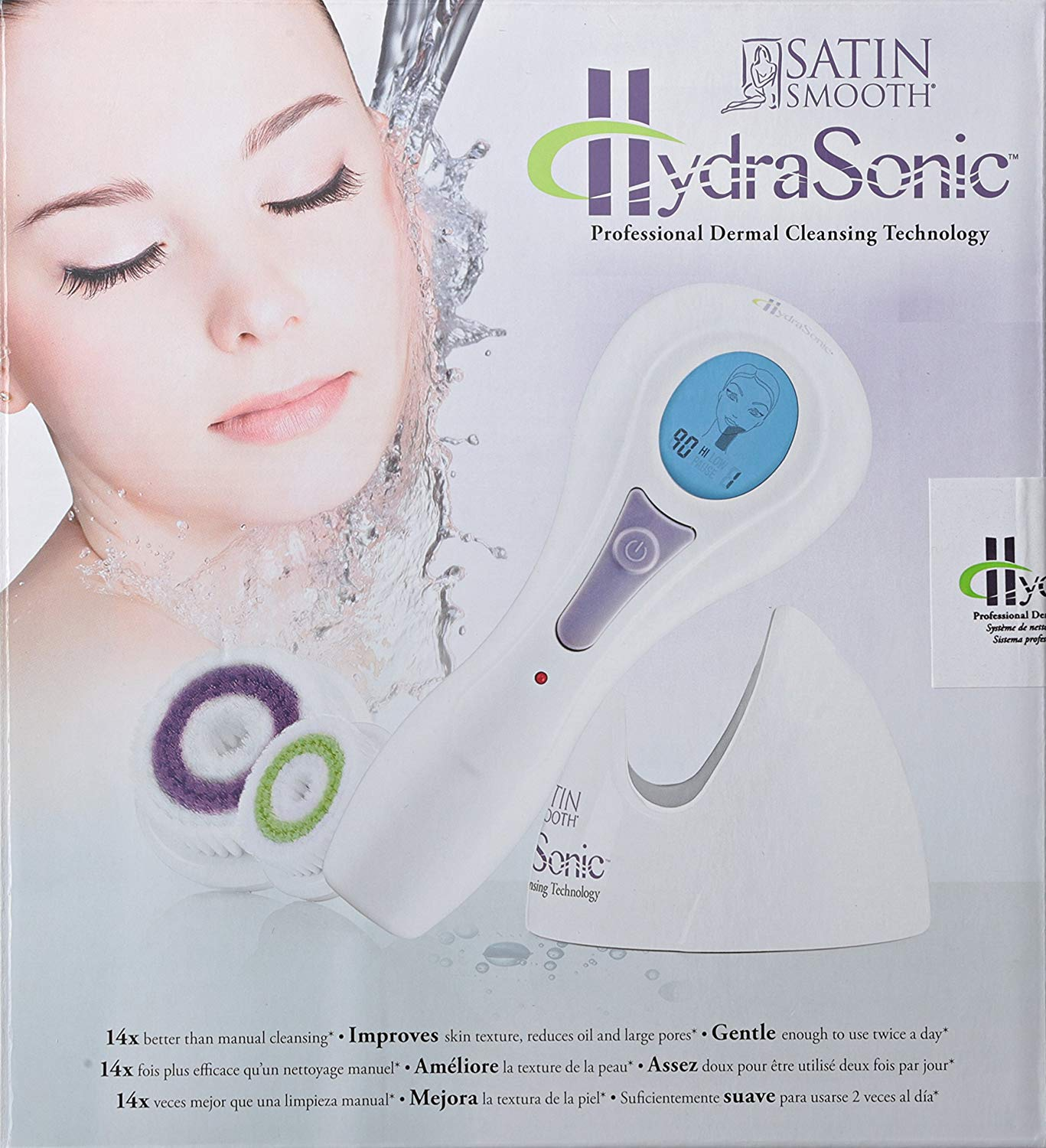 Hydra Sonic Satin Smooth Babyliss