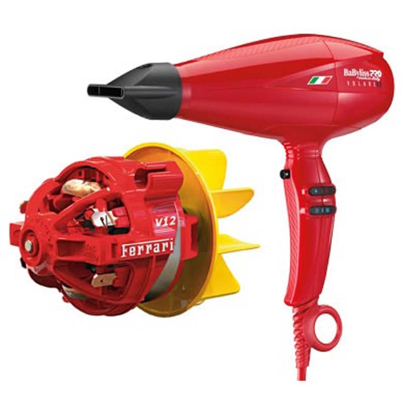Secadora Babyliss Ferrari 2000w